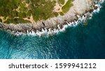 Aerial View Rocky Wonderland ...