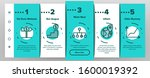 franchise onboarding mobile app ... | Shutterstock .eps vector #1600019392