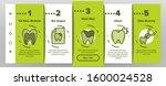 toothache onboarding mobile app ... | Shutterstock .eps vector #1600024528