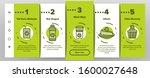 raspberry nutrition onboarding... | Shutterstock .eps vector #1600027648