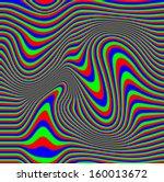 vector repeat pattern tile of... | Shutterstock .eps vector #160013672