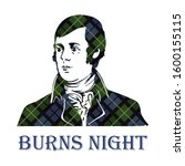 burns night supper with robert...