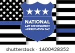 national law enforcement... | Shutterstock .eps vector #1600428352