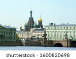 View Of The Embankment And The...