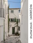 Cadaques Street Located In The...