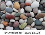 Pebbles On The Beach