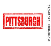 america,city,culture,destinations,grunge,icon,illustration,pennsylvania,pittsburgh,rubber,sign,stamp,symbol,tourism,travel