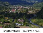 The Verdant Town Of Boquete In...
