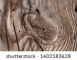Wooden Knot Photographed In...