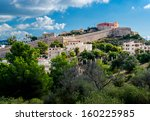 View Of The Dalt Vila Of...
