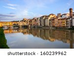 Ponte Vecchio  Florence With...