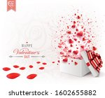 bright illustration with a... | Shutterstock .eps vector #1602655882