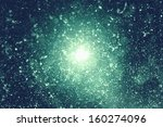 beautiful line background with... | Shutterstock . vector #160274096