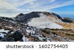 Magnificent Baengnokdam Crater...