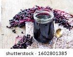 Homemade Black Elderberry Syrup ...