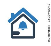 home security alert icon  alarm ...