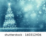 christmas tree | Shutterstock . vector #160312406