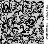 lace seamless pattern | Shutterstock .eps vector #160325168