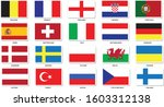 european flags clip art for...   Shutterstock .eps vector #1603312138