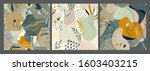 collection of three vector...   Shutterstock .eps vector #1603403215