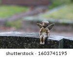 A Decorative Small Angel...