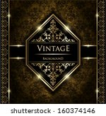 vintage background.   Shutterstock .eps vector #160374146