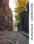 Arcon Street. Famous Street In...