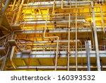 industrial factory | Shutterstock . vector #160393532