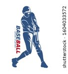 Baseball Player Vector...