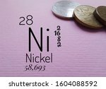 Nickel Is A Chemical Element...