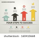 template for your business... | Shutterstock .eps vector #160410668