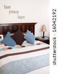 bedroom interior | Shutterstock . vector #16042192