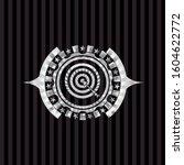 target  business icon inside... | Shutterstock .eps vector #1604622772