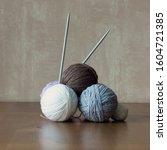 Metal Knitting Needles Stick...