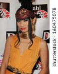 bai ling at the monster man... | Shutterstock . vector #160475078