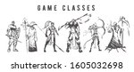 Sketch Of Game Classes Of...