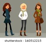 cute cartoon illustration of...   Shutterstock .eps vector #160512215