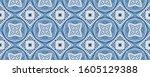 aztec print ethnic design....   Shutterstock . vector #1605129388