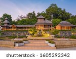 Rattanarangsan Palace Or Throne ...