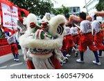 Bangkok   Jul 21  A Lion Dance...