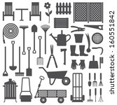 Gardening Related Icons 5