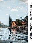 Italian Town Countryside  Como...