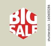 flat design sale discount big...