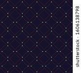 seamless vector pattern in...   Shutterstock .eps vector #1606138798