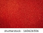 Abstract Red Christmas Glitter...