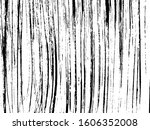 black and white ink. strokes... | Shutterstock .eps vector #1606352008