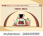 landing page coffee break...