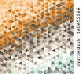 mosaic card | Shutterstock .eps vector #160652366