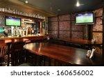 new and clean luxury restaurant ...   Shutterstock . vector #160656002