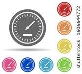 speedometer  efficiency in...